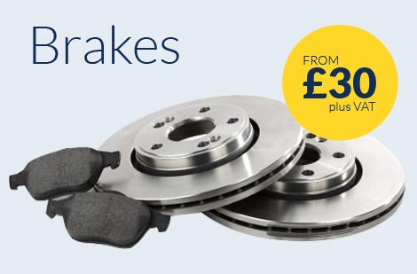 Vauxhall Brake Repairs in the South-East